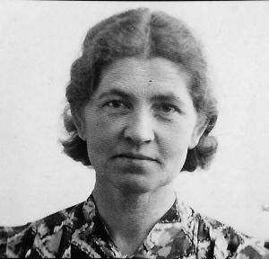 1942 - Oma Hoff