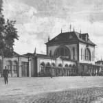 Station Leeuwarden 1905